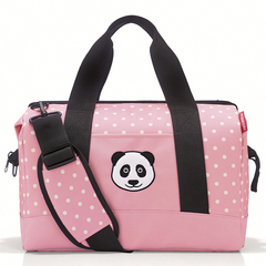 Сумка детская Reisenthel Allrounder M panda dots pink IX3072