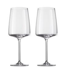 Набор из 2 бокалов для красного вина 660 мл SCHOTT ZWIESEL Sensa арт. 121228
