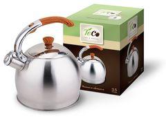 Чайник со свистком 3,5л TECO TC-110