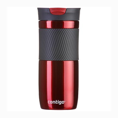 Термокружка Contigo Byron (0,47 литра) красная
