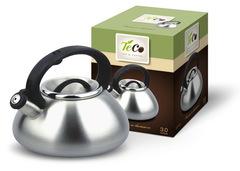 Чайник со свистком 3л TECO TC-101