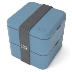 Ланч-бокс MB Square denim Monbento 1200 03 020
