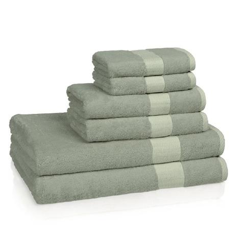 Полотенце для ног (банный коврик) 51х86 Kassatex Bamboo Rain BAM-175-RA