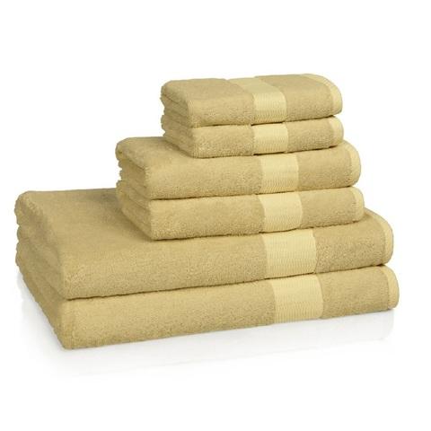 Полотенце для ног (банный коврик) 51х86 Kassatex Bamboo Sunflower BAM-175-SUF