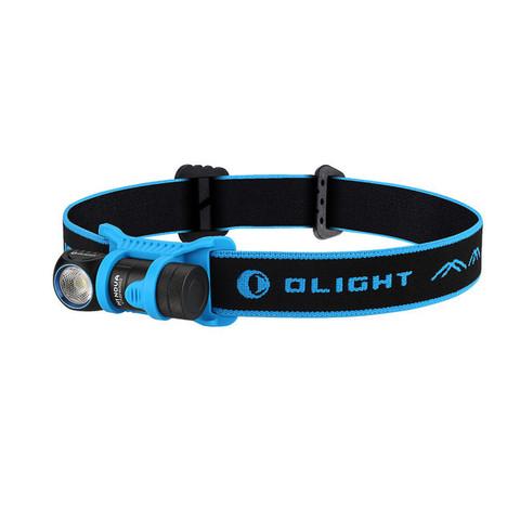 Мультифонарь светодиодный Olight H1 Nova CW (+1x CR123A) холодный