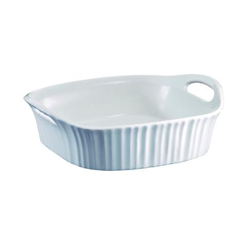 Форма для запекания квадратная 20х20 см Corningware French White 1107026