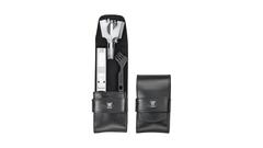 Маникюрный набор 3 пр. TWINOX 3 черный мужской Zwilling 97106-004
