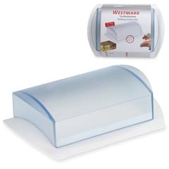Маслёнка пластик, цвет - белый Westmark Plastic tools арт. 21162270