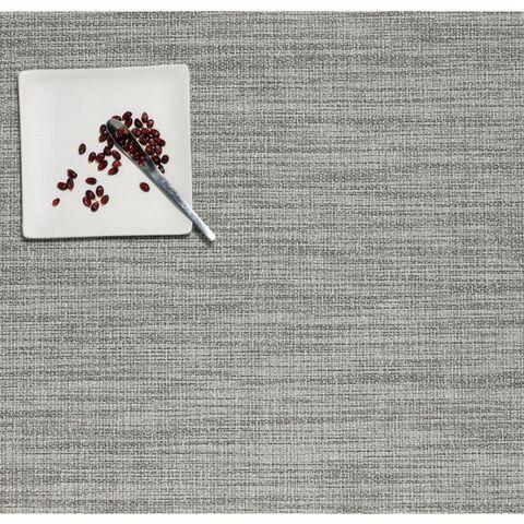 Салфетка подстановочная, жаккардовое плетение, винил, (36х48) Salt (100114-005) CHILEWICH Boucle арт. 0211-BOUC-SALT