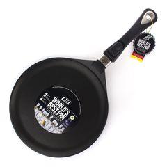 Сковорода для блинов 28 см съемная ручка AMT Frying Pans арт. AMT128
