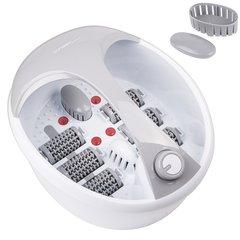 Массажная ванночка для ног FIRST FA-8115-1 White/grey*