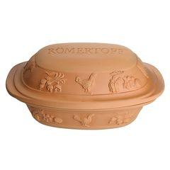 Форма для запекания на 5,0кг мяса с крышкой ROEMERTOPF Rustico арт. 129 05
