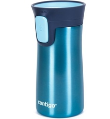 Термокружка Contigo Pinnacle (0,3 литра) синяя contigo0738