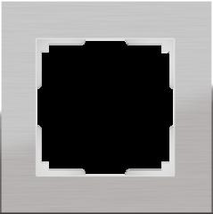 Рамка на 1 пост (алюминий) WL11-Frame-01 Werkel