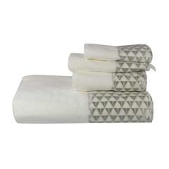 Полотенце для рук 76х41 Avanti Diamonte 036482WHT