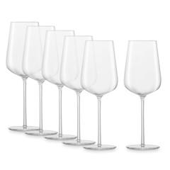 Набор из 6 бокалов для белого вина Riesling 406 мл SCHOTT ZWIESEL Vervino арт. 121 404-6