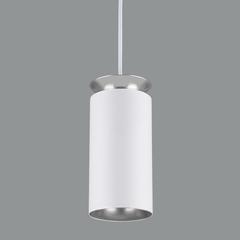 Накладной потолочный  светодиодный светильник Elektrostandard DLS021 9+4W 4200К DLS021 9+4W 4200К белый матовый/серебро