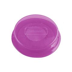 Набор из 2 силиконовых крышек Capflex M фиолетовый Silikomart 25.029.91.0061
