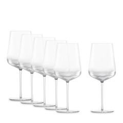 Набор из 6 бокалов для красного вина Bordeaux 742 мл SCHOTT ZWIESEL Vervino арт. 121 408-6