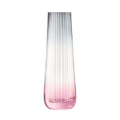 Ваза Dusk 20см розовая-серая LSA International G1400-20-152