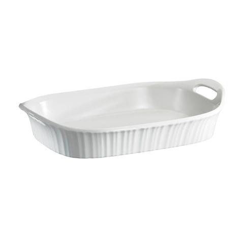 Форма для запекания прямоугольная 2,8 л Corningware French White 1105936