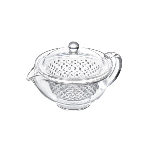 Термостоикий чайник с заварником 0,28л Akebono TW-3713