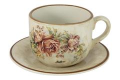 Чашка с  блюдцем Элианто LCS 26458