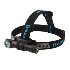 Мультифонарь светодиодный Olight H2R Nova CW (+АКБ и USB ЗУ) холодный* 907309