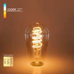 Светодиодная лампа Dimmable 5W 2700K E27 BL160 Elektrostandard