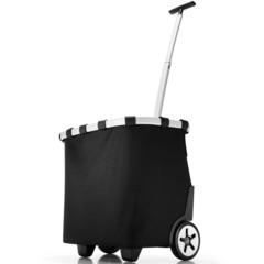 Сумка-тележка Carrycruiser black Reisenthel OE7003