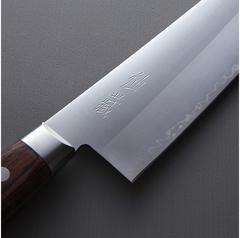 Нож кухонный для нарезки 24см (3 слоя) SUNCRAFT SENZO CLAD AS-05/E