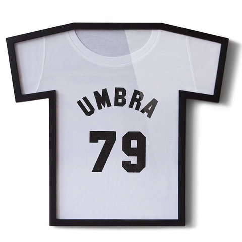 Рамка для футболки T-frame черная Umbra 315200-040*