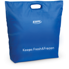 Сумка-холодильник (термосумка) Ezetil KC Fresh and Frozen, 30L (синяя) 729890
