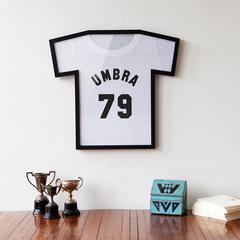 Рамка для футболки T-frame черная Umbra 315200-040