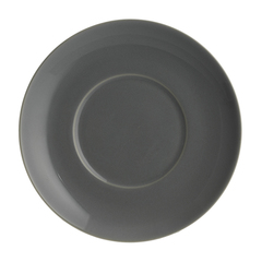 Блюдце Cafe Concept D 14 см темно-серое TYPHOON 1401.836V