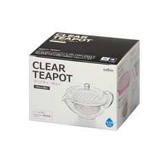Термостоикий чайник с заварником 0,28л Akebono TW-3714
