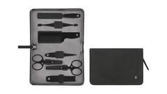 Маникюрный набор 7 пр TWINOX M черный Zwilling 97714-004