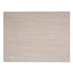 Салфетка подстановочная, 42х32 см, цвет бежевый / белый Westmark Saleen арт. 012100 041 01