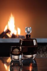 Декантер Whisky Club 1,05 л коричневый LSA International G1533-36-866