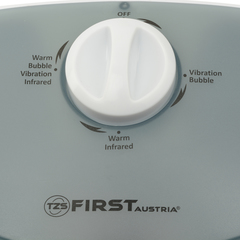 Массажная ванночка для ног FIRST FA-8114-1 White/grey