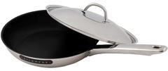 Сковорода 24 см с крышкой Silampos Европа 63212BBM5624A