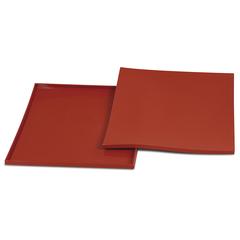 Противень для приготовления 32,5 х 32,5 см силиконовый Silikomart 23.022.00.0065