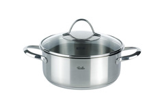 Кастрюля 20см (2,4л) Fissler Paris 45245