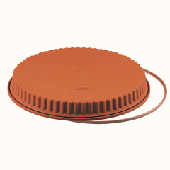 Форма для приготовления Crostata 26 х 3 см силиконовая Silikomart 20.426.00.0065