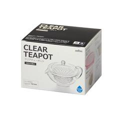 Термостоикий чайник с заварником 0,28л Akebono TW-3715