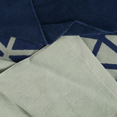 Полотенце банное мятного цвета из коллекции Essential, 70х140 см Tkano TK19-BT0004
