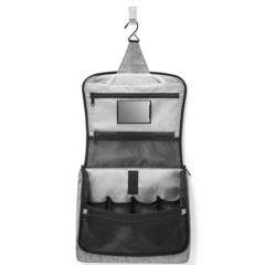 Сумка-органайзер Reisenthel Toiletbag XL twist silver WO7052