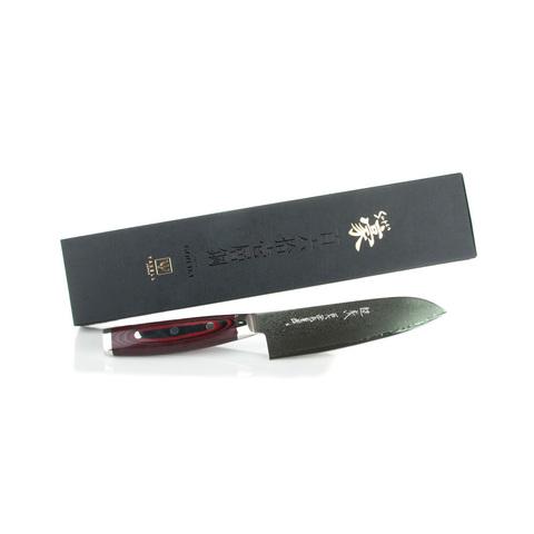 Нож кухонный Сантоку 16,5 см (161 слой) YAXELL GOU 161 арт. YA37101
