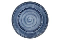 Тарелка обеденная Augusta (синий)  без инд.упаковки Matceramica 57527