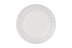 Тарелка закусочная Augusta (белый)  без инд.упаковки Matceramica 57532